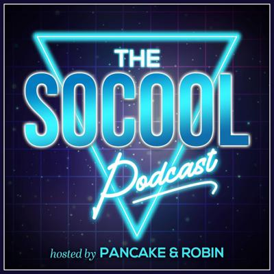 The SoCool Podcast is a Improv joint, featuring comedians Jerry Pancake, Christopher Robin, and Yolo Monte Cristo. Styled in the image of 1980's Talk Radio, except with swearing. Listen to two forty something guys trying to stay cool, with their sexy sidekick - Yolo Monte Cristo.   Nostalgic Generation X Comedy, Movies, and Sexy Banter. More Gen X than hipster Millennial - Jerry Pancake, Christopher Robin, and Yolo Monte Christo will take you down a wormhole you won't soon forget! We tell the stories of our youth through funny commercials, sketches, and bits. Pancake and Robin have been dubbed 'Sexiest Gen X Men' by US Magazine for 7 years running. Our epic lack of research will amaze you, as we do it all from our foggy memories.