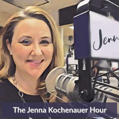 Radio news anchor Jenna Kochenauer has thoughts that go beyond the news of the day. Not too far beyond, but enough that it's interesting. Not too interesting, but... ah, hell. Words. Listen to them.