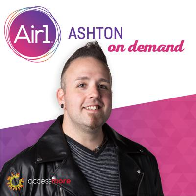 Now you never have to miss a minute of Ashton on Air1 weeknights 8pm-2am (CT), listen to his show for FREE on demand with accessmore!
