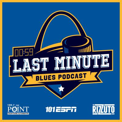 Jeff Burton and Donny Fandango LOVE to talk BLUES hockey. They invited friend and former St. Louis Blues defenseman, Jamie Rivers, to talk all things hockey. Jeff and Donny from 105.7 The Point ask Jamie from 101ESPN questions from a typical STL hockey fan's perspective and get you pumped for the upcoming BLUES games.