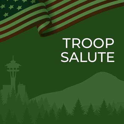 Fitz in the Morning: Troop Salute