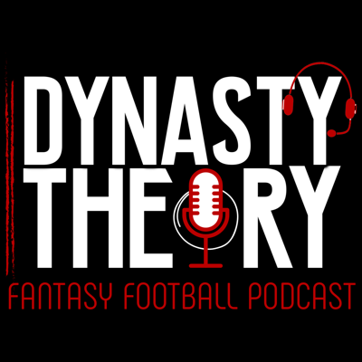 A dynasty fantasy football podcast hosted by John Bauer (@TheBauerClub), Dan LaMagna (@FFCOACHDAN), and Mitch Sorenson (@DynoMC) streaming live weekly on YouTube and Twitter. Follow the show on Instagram and Twitter @DynastyTheoryFF