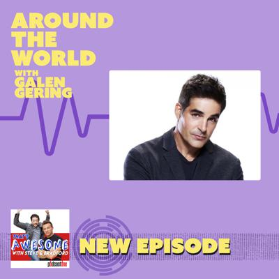 Cover art for Around The World...With GALEN GERING (Rafe, DAYS)!