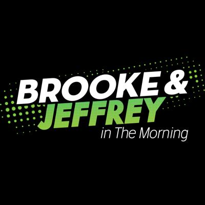 Brooke & Jeffrey In The Morning weekdays. Listen to their daily podcasts, which include some of their most popular segments;