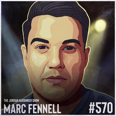 Cover art for 570: Marc Fennell | Cracking California's Nut Jobs