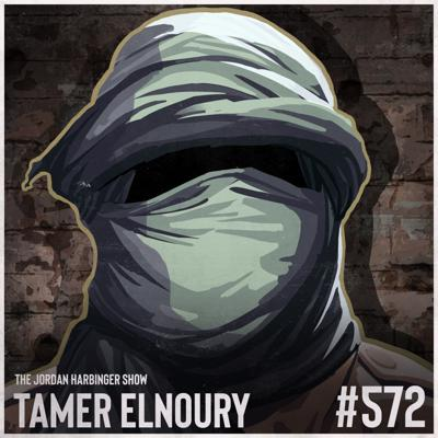 Cover art for 572: Tamer Elnoury | Undercover with a Muslim FBI Agent