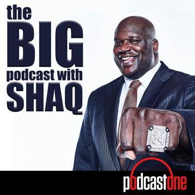 Much bigger than sports, the show is fun, topical, and slightly irreverent. Shaquille O'Neal talks news, entertainment, controversy, and the crazy life of the Diesel himself. He and his sports sidekick, John Kincade never know who will show up to shoot the proverbial shh..uh, well, you know. To access the archive, go to PodcastOne.com.
