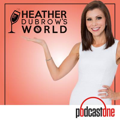 It's Heather Dubrow's World and now you can live in it for two hours every week on PodcastOne! Heather is an actress, television personality, host, wife and mother. She will be discussing the hippest, hottest, newest trends in health, wellness, beauty, parenting, travel, style and so much more including all things HOUSEWIVES and BOTCHED!  To access the entire Heather Dubrow's World archive,  go to PodcastOne.com.