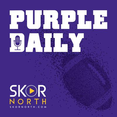 The best and most entertaining Minnesota Vikings and NFL discussions! Purple Daily is hosted by Mackey & Judd, along with contributors like former Minnesota Vikings Sage Rosenfels and Alex Boone, and ESPN.com's Courtney Cronin and Myron Medcalf. You can also find Purple Daily on the SKOR North YouTube page -- YouTube.com/SKORNorth