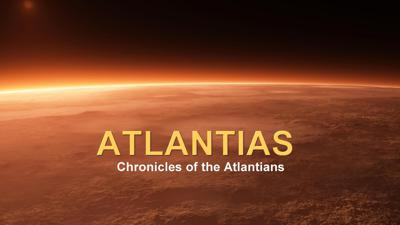 Cover art for Atlantias Podcast Show 0001 Book 1 – Exodus Prologue and Foreword