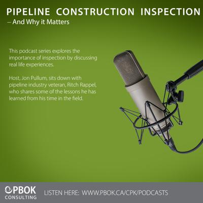 Pipeline Construction Inspection