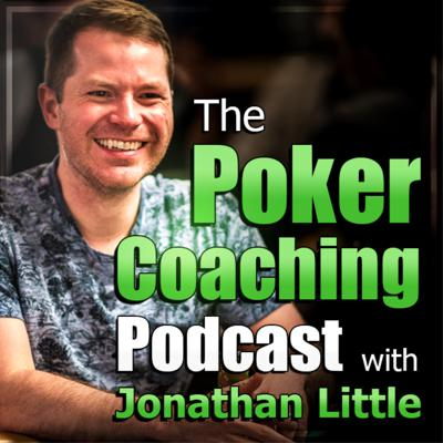 Welcome to The Poker Coaching Podcast, hosted by Two-time WPT Champion and Player of the Year, coach, and 14-time best-selling author Jonathan Little. This podcast is a mix of in-depth strategy content and inspirational life advice, including episodes of Weekly Poker Hand, A Little Coffee, and Little Poker Advice. Connect on twitter @JonathanLittle. Get your free trial membership to PokerCoaching.com today!