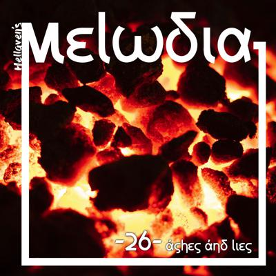 Cover art for Hellaven's Melodia #26 – Ashes and Lies