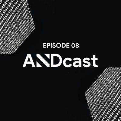 Cover art for ANDcast Episode 08