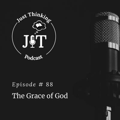 Cover art for EP # 088 | The Grace of God