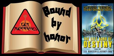 Cover art for Bound by Honor 032: The Left Hand of Destiny Book 1