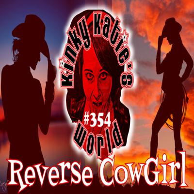 Cover art for #354 – Reverse Cowgirl