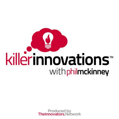 An award winning podcast and nationally syndicated radio show that looks at the innovations that are changing our lives and how their innovators used creativity and design to take their raw idea and create a game-changing product or service.