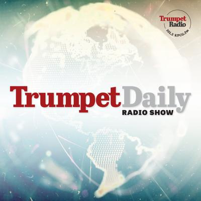 The Trumpet Daily Radio Show proves the Bible's relevancy to your life.  Trumpet executive editor Stephen Flurry hosts a show covering wide-ranging topics with an emphasis on world news. Trumpet Daily Radio Show records from Trumpet Daily facilities at Edstone in the United Kingdom. The program is available on-demand at the Trumpet Daily website or the Trumpet Daily channel on YouTube. The program airs every morning at 7 a.m. (Central Time) on KPCG 101.3 FM in Edmond, Oklahoma.