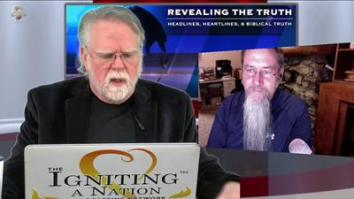Igniting A Nation Author Interviews (FREE) - Revealing The Truth with Rabbi Eric Walker (audio)