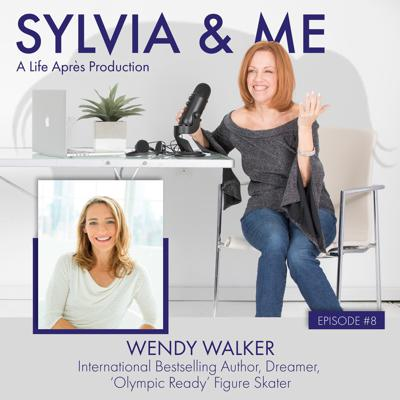 Cover art for Wendy Walker, Bestselling Author, Dreamer, Family Lawyer, Financial Analyst, Olympic Ready Figure Skater and Single Mom