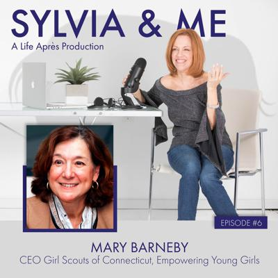 Cover art for Mary Barneby, CEO Girl Scouts of Connecticut