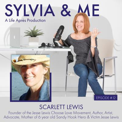 Cover art for Scarlett Lewis, Founder of the Jesse Lewis Choose Love Movement, Author, Artist, Advocate, Mother of 6 year old Sandy Hook Hero & Victim Jesse Lewis