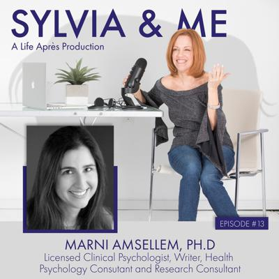 Cover art for Marni Amsellem, Ph.d, Licensed Clinical Psychologist, Writer, Health Psychology Consultant and Research Consultant