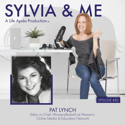 Cover art for Pat Lynch: Founder WomensRadio®