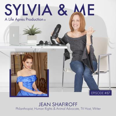 Cover art for Jean Shafiroff: 'The First Lady of Philanthropy'
