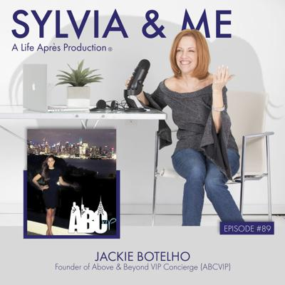 Cover art for Jackie Botelho: Founder Above & Beyond Concierge (ABCVIP)