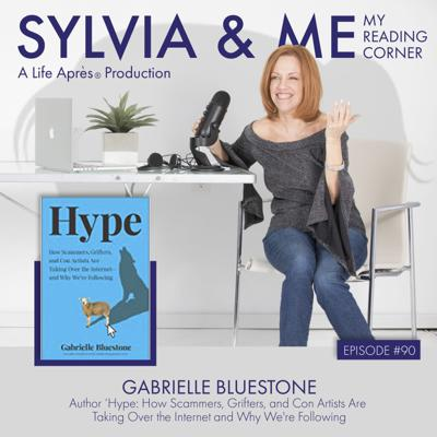 Cover art for Gabrielle Bluestone: Journalist and Author 'Hype'