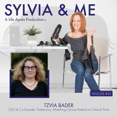 Cover art for Tzvia Bader: CEO & Co-Founder TrialJectory