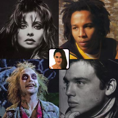 Cover art for June 1988 Pop Culture: Celebrity Crushes, Ziggy Marley & Beetlejuice