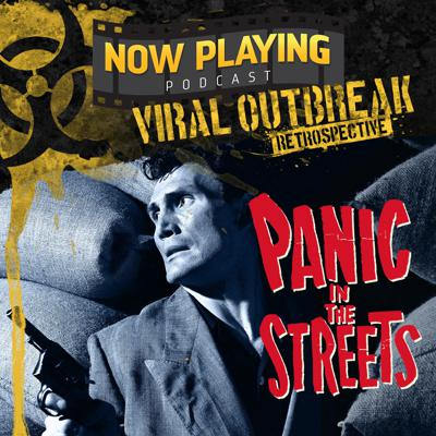 Cover art for Panic in the Streets