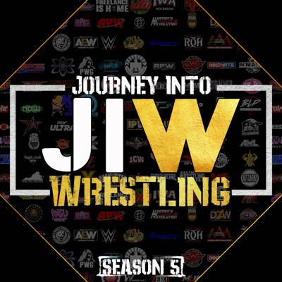 Cover art for Journey Into Wrestling S5 E1 - No Cliffhangers with Hyphen