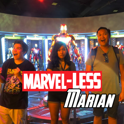 Join Marian as she takes her first trip through the Marvel Cinematic Universe with her brother Myke and cousin Patrick - the biggest geeks in her life. From 'Iron Man' to 'Avengers: Age of Ultron' they will watch one movie at a time, one week at a time to see if they can get Marian on board the MCU hype train.