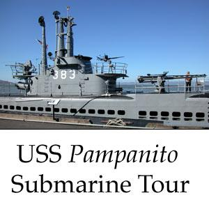 USS Pampanito Submarine Audio Tour