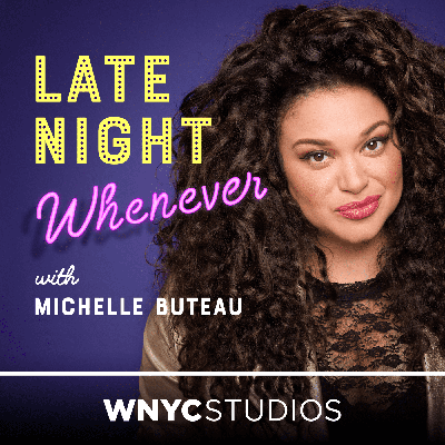 From the producers of 2 Dope Queens and Sooo Many White Guys comes Late Night Whenever, hosted by comedian Michelle Buteau. It's Michelle in a chair, celebrity guests on a couch, and music director Rob Lewis at the keyboard. Plus: gut-busting monologues and audience surprises! Not for TV, but just as good.