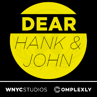 Hosts John and Hank Green (authors and YouTubers) offer both humorous and heartfelt advice about life's big and small questions. They bring their personal passions to each episode by sharing the week's news from Mars (the planet) and AFC Wimbledon (the third-tier English football club). WNYC Studios is a listener-supported producer of other leading podcasts including On the Media, Snap Judgment, Death, Sex & Money, Nancy and Here's the Thing with Alec Baldwin. © WNYC Studios