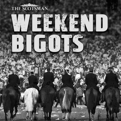 In 'Weekend Bigots', Scotsman journalist Kevan Christie takes you into the murky world of sectarianism in Scottish football, from the 1970s right up to the present day, talking to people who have been involved at the sharp end of the game.  In the six-part series Kevan speaks to former footballers Derek Ferguson and Mickey Weir, ex-Scotland manager Craig Brown, former grade one referee Stuart Dougal, sports journalist Andrew Smith and of course the fans.  The podcast poses the thorny question of why the divide still exists in Scotland to this day, and asks what can be done to change attitudes.