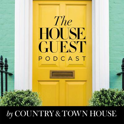 Welcome to the House Guest podcast, where C&TH Interiors Editor Carole Annett chats with experts from the world of interior design and decoration, the people behind the houses and hotels you see in glossy magazines like ours. Some of the names will be familiar, and others may be less so, but we're sure you'll recognise the hotels and restaurants they've designed.  And if you're in the middle of your own building project or re-style, we hope you'll pick up some tips. Enjoy!