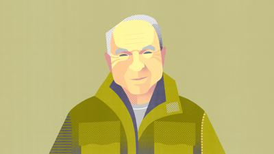 Cover art for Patagonia: Yvon Chouinard