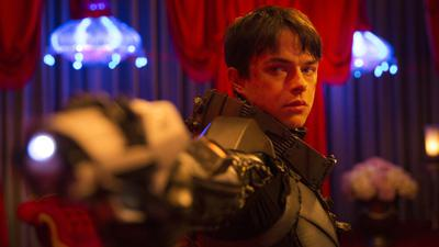 Cover art for Valerian and the City of a Thousand Planets