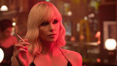 Cover art for Atomic Blonde