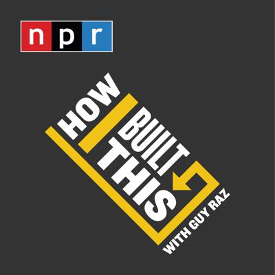 Guy Raz dives into the stories behind some of the world's best known companies. How I Built This weaves a narrative journey about innovators, entrepreneurs and idealists—and the movements they built.