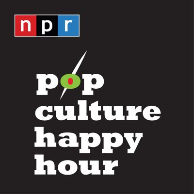 Pop Culture Happy Hour is a fun and freewheeling chat about the latest movies, television, books, and music.
