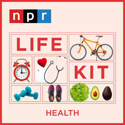 Taking care of yourself shouldn't be complicated. We talk to the experts for practical advice to live a long and healthy life, based on science. Subscribe to get episodes from Life Kit on health and wellness.