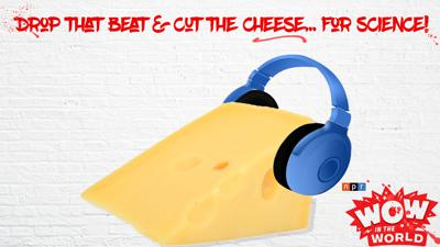Cover art for Drop That Beat and Cut The Cheese...For Science!