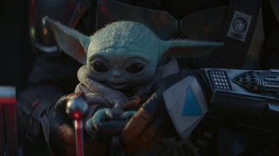 Cover art for The Mandalorian, Baby Yoda, and What's Making Us Happy